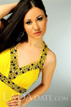 Ukraine romance tours with uliana from ivano-frankovsk with Light Brown hair age 31
