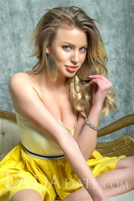 Russian girl online vladislava from odessa with Blonde hair age 22
