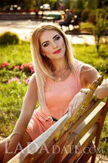 Address of single Russian woman julia from mariupol with Blonde hair age 32