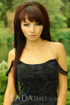 Girl from krivoy rog aliona with Dark Brown hair age 27