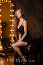 Single women in ukraine olga from zaporozhye with Light Brown hair age 32