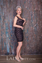 Beautiful russian bride tatyana from zaporozhye with Blonde hair age 58