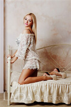 Beautiful Ukraine woman julia from kharkov with Blonde hair age 34