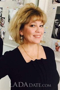 Dating ukraine online alla from mariupol with Blonde hair age 50