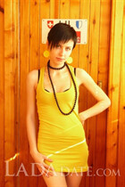 kherson brides ekaterina with Black hair age 31