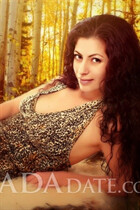 Hot Russian woman alla from nikolaev with Dark Brown hair age 35