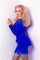 Sexy Ukraine woman oksana from kharkov with Blonde hair age 45