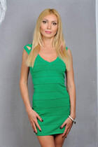 Ukraine women for marriage oksana from odessa with Blonde hair age 36