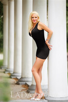 Single ukraine viktoria from nikolaev with Blonde hair age 30