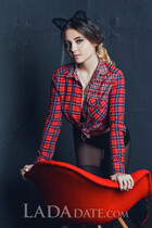 Ukrainian women dating karina from zaporozhye with Blonde hair age 20