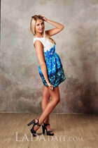 Hot Ukrainian brides nataly from kharkov with Light Brown hair age 25