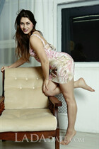 Pretty Ukraine girl darya from cherkassy with Dark Brown hair age 24