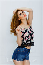 Russian hot woman alexandra from nikolaev with Light Brown hair age 30