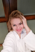 Ukrianian women yana from bogodukhiv with Blonde hair age 39