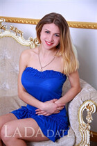 Beautiful wife from Ukraine anna from nikolaev with Blonde hair age 29