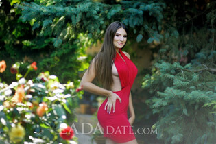 Hot russian girl marina from kharkiv with Dark Brown hair age 21