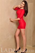 Ukraine hot girl julia from kharkov with Black hair age 27