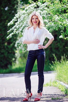 Date hot russian girl valeria from rivne with Blonde hair age 29