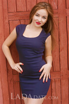 Beautiful women from ukraine daria from nikolaev with Blonde hair age 27